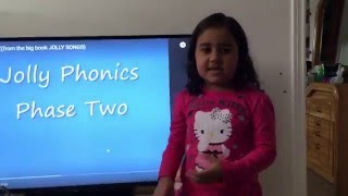 Jolly Phonics With Julia Flamini