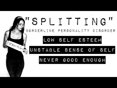 "BORDERLINE - Split Sense of ""Self"""