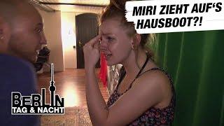 Berlin - Tag & Nacht - Miri zieht wieder auf's Hausboot?! #1483 - RTL II