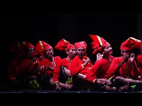 Sanggar Seni Katangka Tari gandrang Bulo  - HTS FSD UNM Makassar 2018