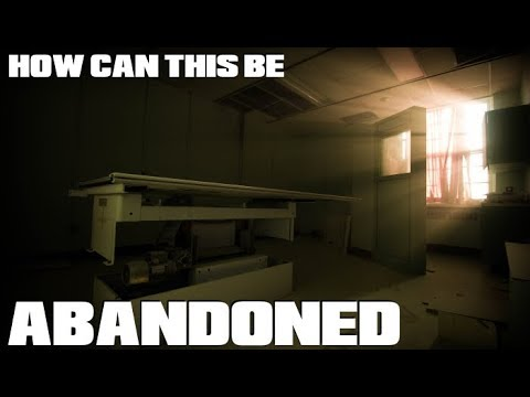 ABANDONED Hospital WITH POWER ! Untouched With Lots Left Behind!