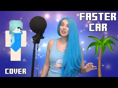 Faster Car - Loving Caliber [Cover] (Aphmau's MyStreet Starlight and Love Love Paradise Theme)