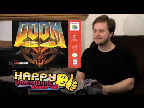 Free Download Doom 64 Review & Retrospective | Happy Video Game Nerd Mp3 dan Mp4