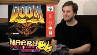 Doom 64 Review & Retrospective | Happy Video Game Nerd