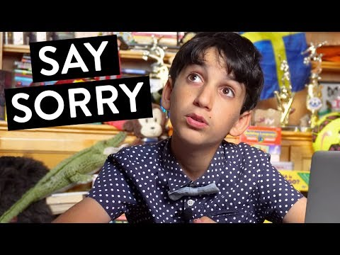 How to Admit You're Wrong & Say Sorry | Free Advice