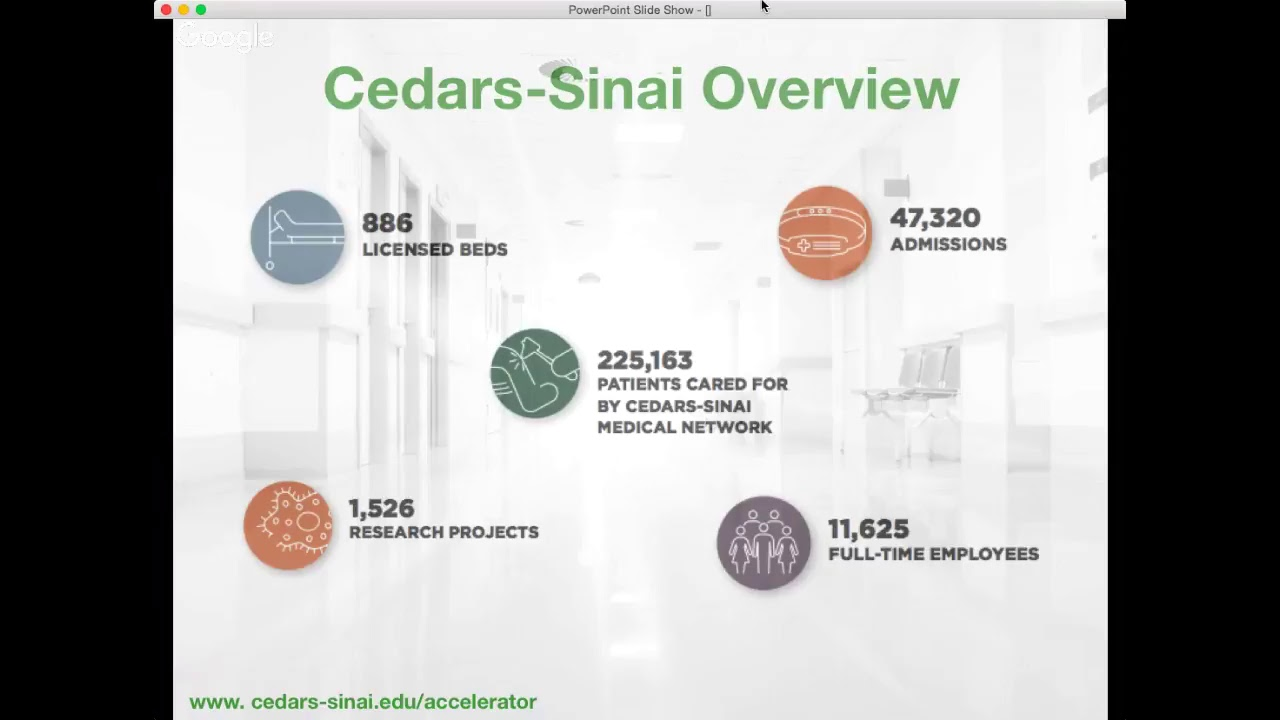 Apply to Cedars-Sinai Accelerator - Summer 2019 | F6S