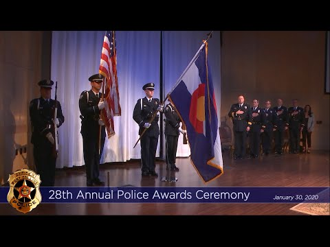 view 28th Annual Police Awards Ceremony video