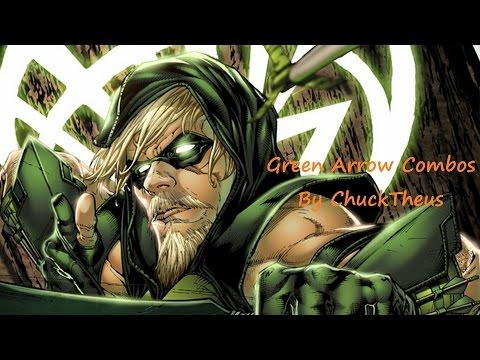 Injustice - Green Arrow (Arqueiro Verde) 37 - 103% Combos