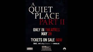 Don't go alone. Get your tickets for #AQuietPlace Part II now. Only in theatres May 28.