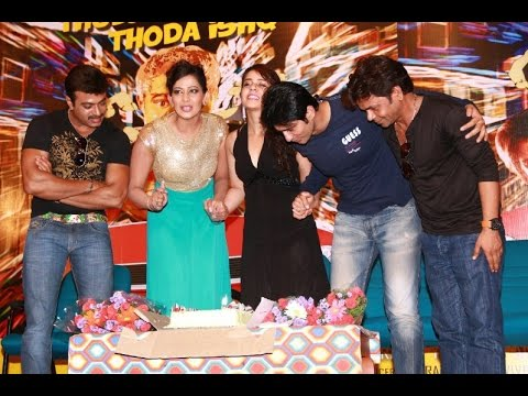 Thoda Lutf Thoda Ishq Movie  Pressmeet