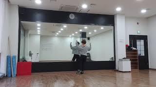 Bj엣지 까꿍 cover by  gdance  거울모드