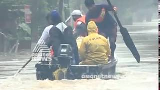 Kerala Rain : Relief camp in Chalakudy ,Kuthiyathodu collapses, 7 people missing