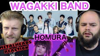 Download Lagu FANTASTIC !   WAGAKKI BAND - HOMURA   METALHEADS REACTION mp3