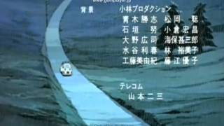 Lupin The Third: Castle Of Cagliostro Movie OP eng sub