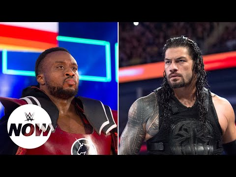 Roman Reigns and Big E battle over inches and ounces on social media: WWE Now