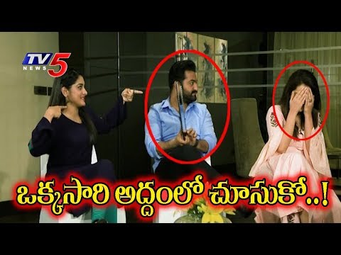 Jr NTR, Niveda Thomas & Rashi Khanna Funny Interview On Jai Lava Kusa | TV5 News