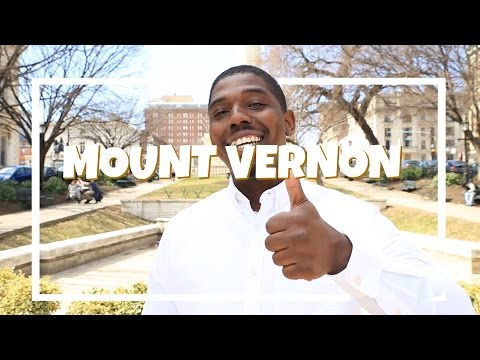 Things To Do In Baltimore: Mount Vernon