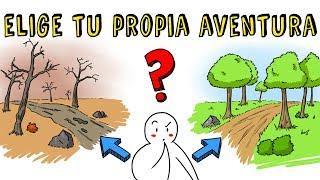 ELIGE TU PROPIA AVENTURA | Draw My Life