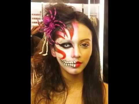 Halloween Makeup Ideas For Kids.Diy Halloween Makeup Ideas For Kids