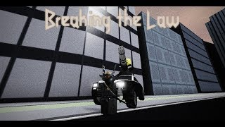 BLOXXING THE LAW! (in roblox)