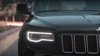 видео тест драйв Jeep Cherokee 2014 (Игорь Бурцев)