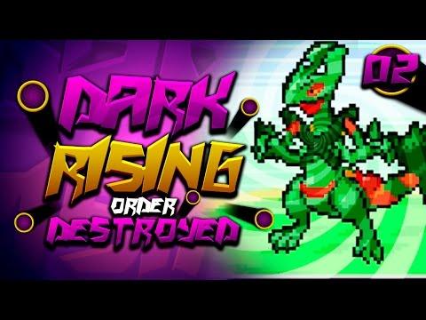 MEGA EVOLUTIONS! - Pokémon Dark Rising: Order Destroyed Part 2