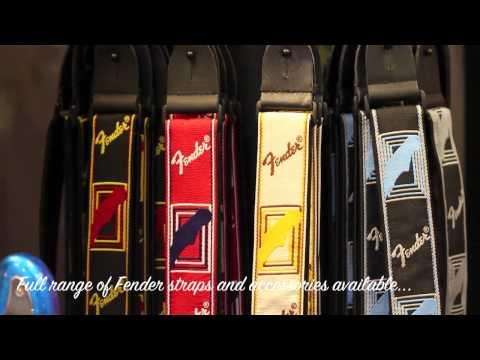 Fender Hip Trip Guitar Straps @ Nevada Music UK