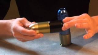 S-Thunder Shocker Airsoft Gas Grenade Review