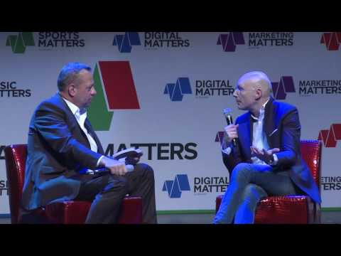 An interview with Arthur Bastings, Discovery Networks - All That Matters '16
