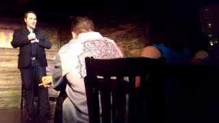 Tom Rhodes Crushing a Heckler