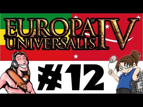Europa Universalis IV - Party in the Red Sea...with Briarstone! - Part 12
