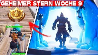 GEHEIMER BONUS STERN of WEEK 9 | Fortnite Battle Pass Star Week 9