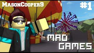 ROBLOX Mad Games w/Infinite_8 [ROBLOX 1]