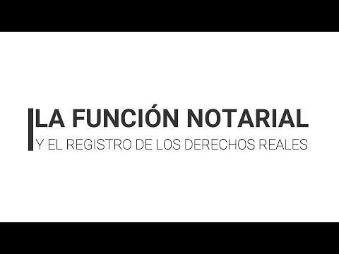 la-funcion-notarial-y-el-registro-de-los-derechos-reales-|-liliana-flores-limarino