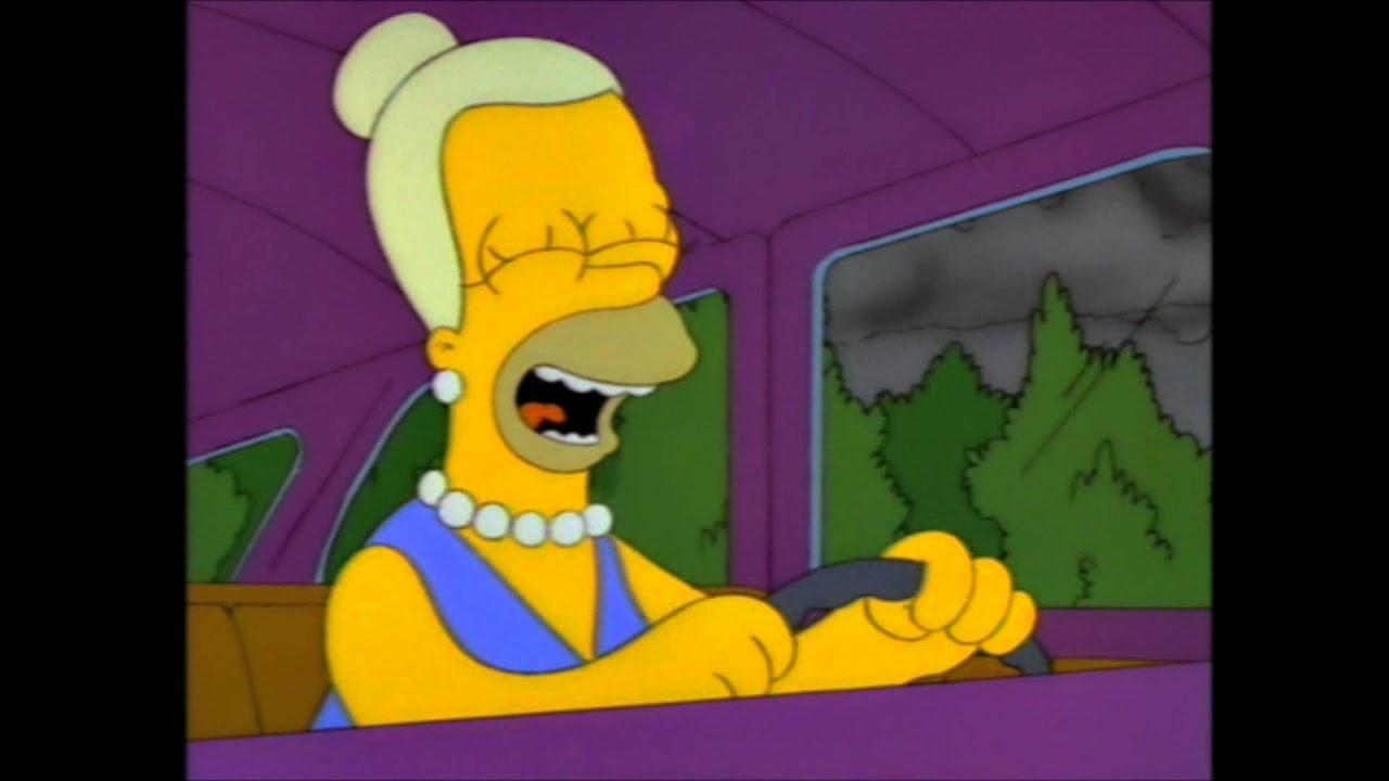 Homer woman