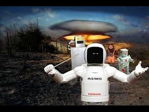 Could A Robot Uprising Happen?