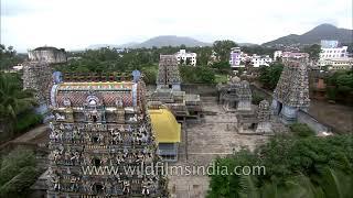 Uttara Chidambaram Sri Nataraj Mandir in Satara, Maharashtra