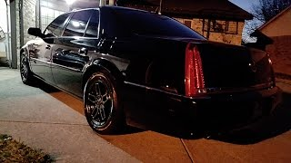 Cadillac DTS 2009 Videos
