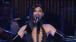 Conchita and Trevor Ashley  - Diamonds are Forever - Sydney Opera House