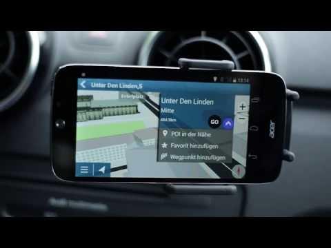 Acer Liquid - 15 Acer Nav, die App zur Navigation offline