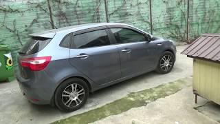 KIA Rio/Hyundai Solaris ремонт ограничителей дверей