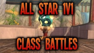 Bajheera - ALLSTAR 1v1 BATTLES (Warrior vs BM Hunter) - WoW Legion PvP