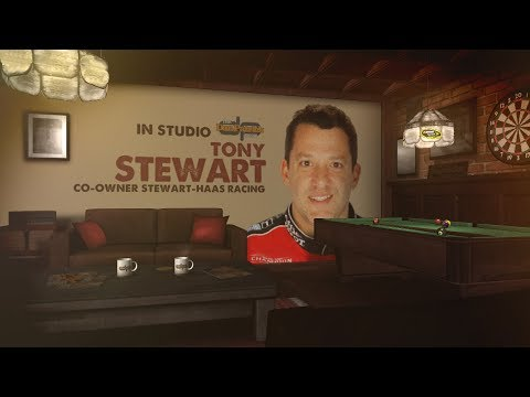 3X Nascar Champion Tony Stewart on The Dan Patrick Show | Full Interview | 9/19/17