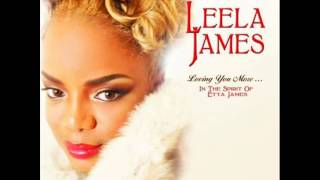 Watch Leela James Somethings Got A Hold On Me video