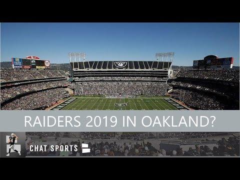Raiders Rumors: Home Stadium 2019, Derek Carr Loves The Coliseum, Kelechi Osemele & Gabe Jackson Out