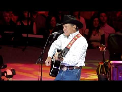 "George Strait, ""Give It All We Got Tonight"", Lexington KY"
