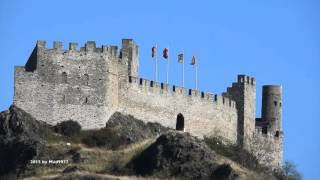 🌍  CASTLE TOURBILLON - Sion 2015 - Timelapse and Zooms