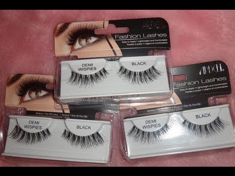 Best natural false eyelashes in the game!
