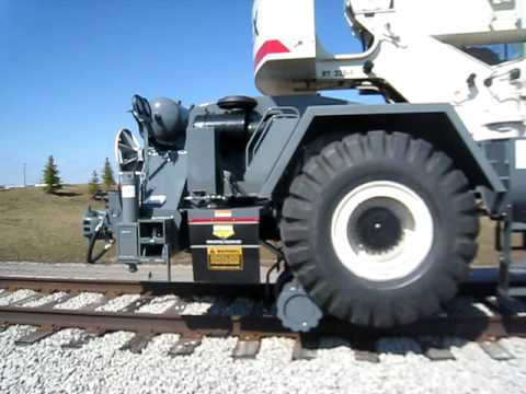 Repeat Terex RT335 with Mitchell Rail Gear by Estel Lovitt
