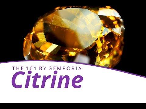 The 101: Citrine